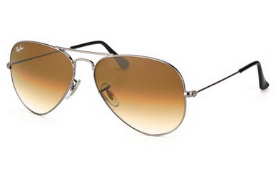 ray ban rb3025 aviator large metal 00451