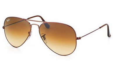 ray ban rb3025 aviator large metal 01451