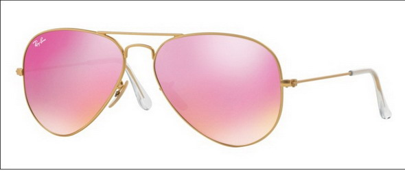ray ban rb3025 aviator large metal 1124t