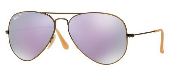 ray ban rb3025 aviator large metal 1671r