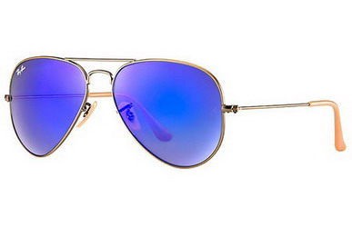 ray ban rb3025 aviator large metal 16768